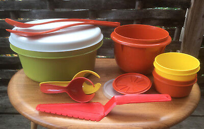 Tupperware Collection of various interesting items