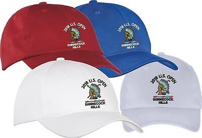 2018 US Open Golf Tournament Embroidered Golf Hat Cap