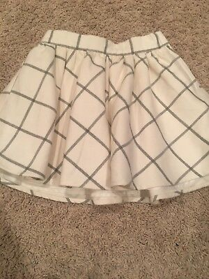Janie And Jack Skirt 4t