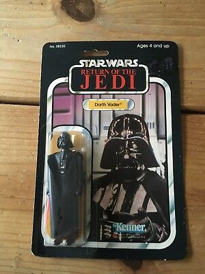 Starwars Return ofthe Jedi Darth Vader Vintage 1983