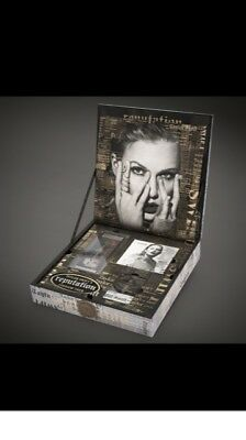 Taylor Swift Reputation tour VIP souvenir box SEALED UNOPENED