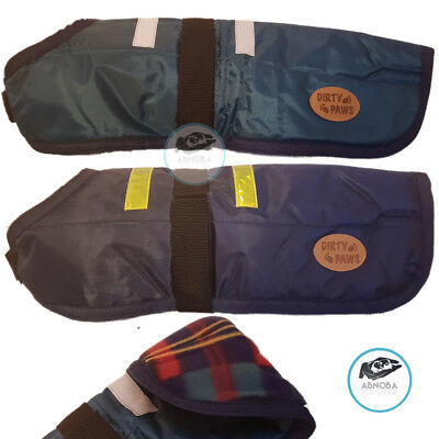Rosewood Dirty Paws Waterproof & Fleece Lining Dog Coat TO CLEAR ALL SIZES £9.99