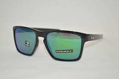 0b03afef4b Oakley Sliver XL Sunglasses OO9341-1957 Polished Black W  PRIZM Jade Iridium