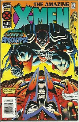 Amazing X-Men #3 (May 1995, Marvel) AGE OF APOCALYPSE