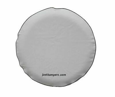 Off White Spare Wheel Cover VW Split 64 – 67  Bay 67 – 79  (185/195 14in Tyres)
