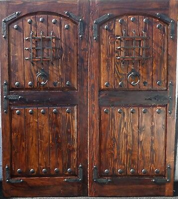 Rustic reclaimed lumber PDF file of all of the doors and furniture and windows