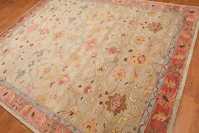 3995 Restoration Hardware Nava Taupe Hand Knotted Persian