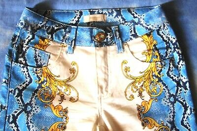 TROUSERS cool  ANGELO MARANI JEANS made in Italy TG.XS/S