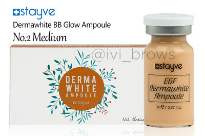 BB Glow Serum Stayve Dermawhite #2 BB Glow Treatment Mesowhite Meso BB