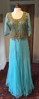 Bollywood Style Theatrical Dress Pantomime Stage Costume