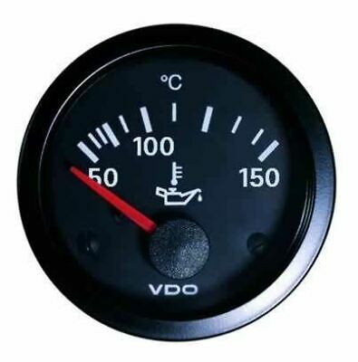 VDO Oil Temperature Gauge 50 -150C Temperature Range