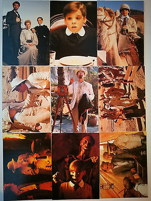 The Young Indiana Jones Chronicles - Trading Card Set - Pro Set 1992