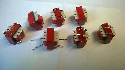 Audio Output Transformer qty of 7