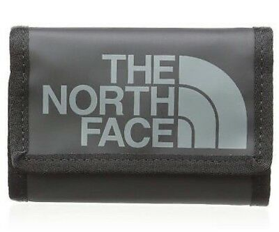 The North Face Base Camp Wallet TNF Black BNWT