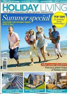 Holiday Living Magazine Issue #13 2018 Summer Special ~ New ~