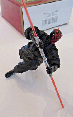 Star Wars Episode 1 Darth Maul Hallmark Ornament New in Box