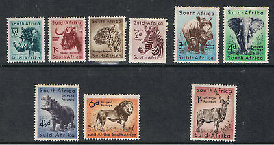 South Africa 1954 Animals