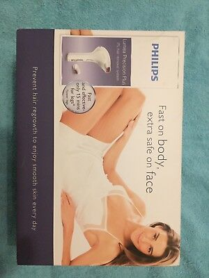 Phillips lumea Precision Plus IPL Hair Removal System Boxed