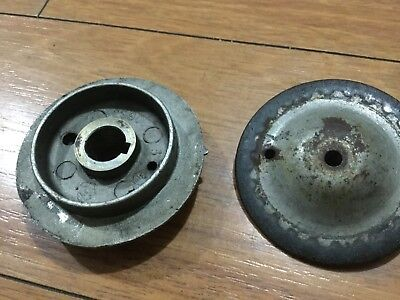 Mercury 150Hp Driven Pulley Assembly 29906A1 Flange, Driven Pulley 29907