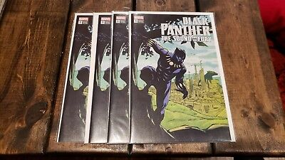 Black Panther The Sound & the Fury #1 eBay Exclusive Variant NM