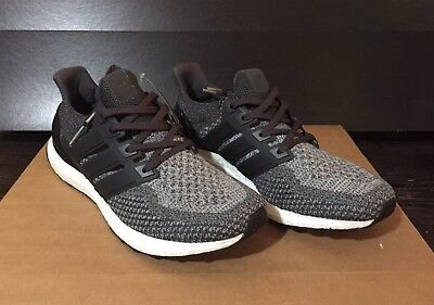 5c1e1395b ADIDAS ULTRA BOOST Ultraboost 2.0 Mystery Charcoal Solid Grey BB6056 ...