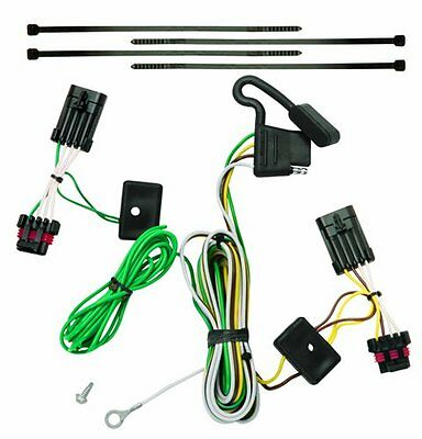 Tow Ready 118512 T-One Connector Harness Assembly for Chevy Impala 2000-2005