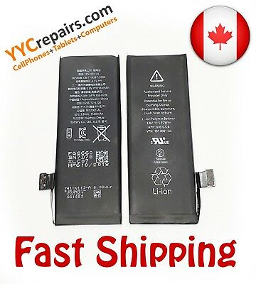 2018 Brand NEW OEM Replacement iPhone 5S 1560mAh Battery