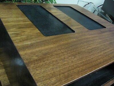 NEW REPRODUCTION WOOD CABINET FOR MARANTZ 2385, 2500 and 2600