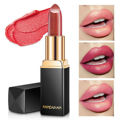 Women Long Lasting Magic Lipstick Temperature Color Changing Waterproof Lipstick
