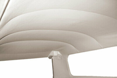 TMI Interiors Headliner VW T2 Bay 1972 -1979 - Perforated Vinyl / Off White