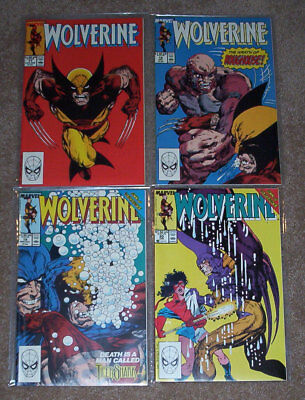 Wolverine (1988) #17-30 John Byrne art (Lot of 14 Comics) Marvel VF/NM NM 9.2
