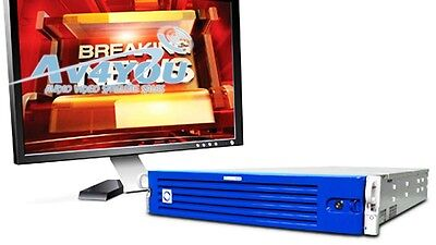 CHYRON Powerclips MX 4CH HD/SD Video Clip Server 5x512GB SSD Full option Playout