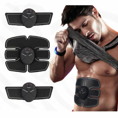 Fat Burner Smart Stimulator Fitness Gear Muscle Abdominal Trainer Rechargeable