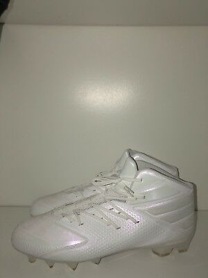 info for 19dcc ac27c New Adidas Freak X Carbon Mid Football Cleats White Aq8771 Size 17 Mens