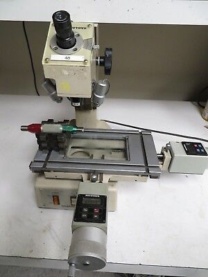 Mitutoyo Series P/N 176-912 Toolmakers Microscope - MZ55