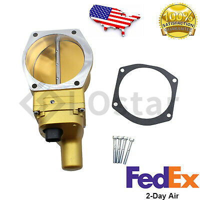 102MM Boosted Drive By Wire Electronic Throttle Body for LS2 LS3 LS6 LS7 LS9 LSX