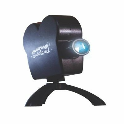 Star Shower Window Wonderland Projector Push button System Simple Easy To Use