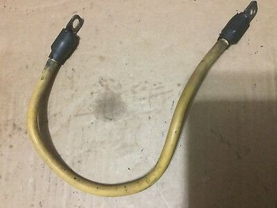 Mercury 115Hp Wire Cable 93389A12