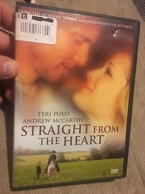 Straight From the Heart (DVD, 2007)