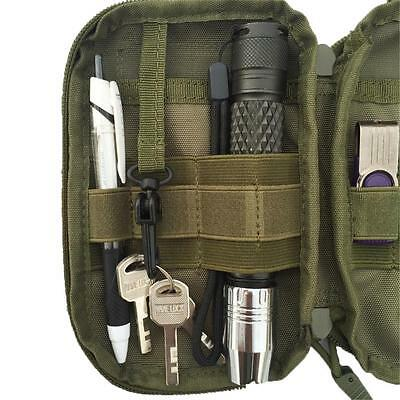 1PC Ourdoor Tactical Molle Medical First Aid EDC Pouch Phone Pocket Bag Fashion