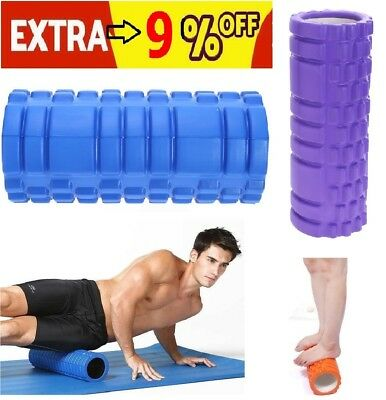 Physico Foam Roller Yoga Deep Tissue & Trigger Point Massage Muscle Roller Gym