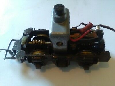 Lot A4- Triang Tri Ang Diesel Loco Motor Bogie Working