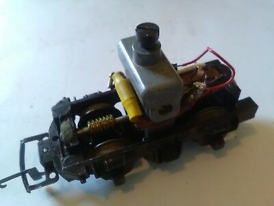 Lot A6- Triang Tri Ang Diesel Loco Motor Bogie Working