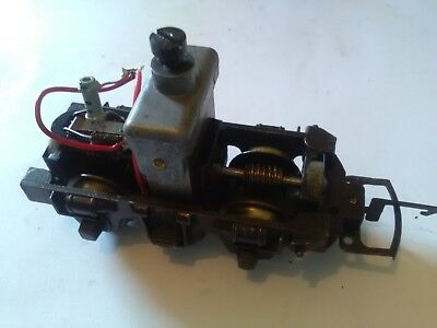 Lot A5- Triang Tri Ang Diesel Loco Motor Bogie Working