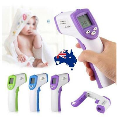 Baby Adult Safe Digital Body Temperature Portable Infrared IR Ear Thermometer AU
