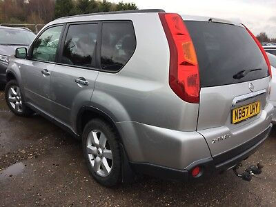 57 Nissan X-Trail 2.0 Dci Aventura Explorer Leather,sat Nav,pan Roof 10 Services