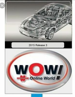 KFZ/AUTO Diagnose WOW 5.00.12 in Deutsch u.Universal DS150E-2015.1-V.3 Software