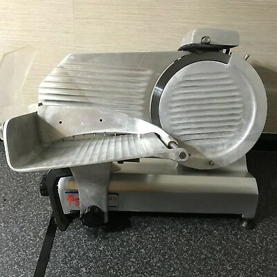 Newscan Commercial Meat Slicer Cutter Industrial Catering Electric Cafe Deli