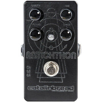 Catalinbread Antichthon Oscillating Fuzz Pedal insured & trackable ship