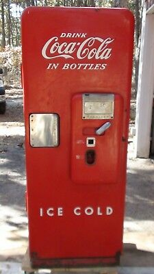 Cavalier Coke Machine 1950's